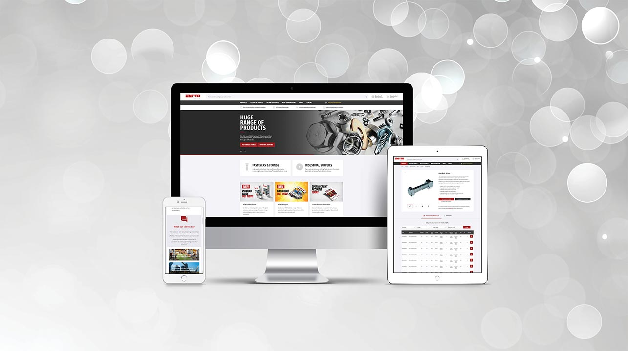 Welcome to our brand new website