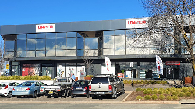Our Canberra branch has moved